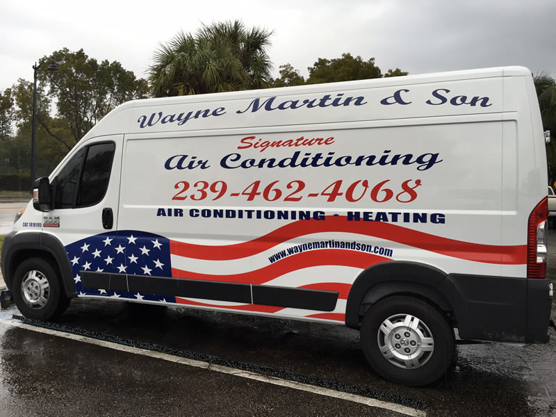 Wayne Martin & Son Signature AC Contractor