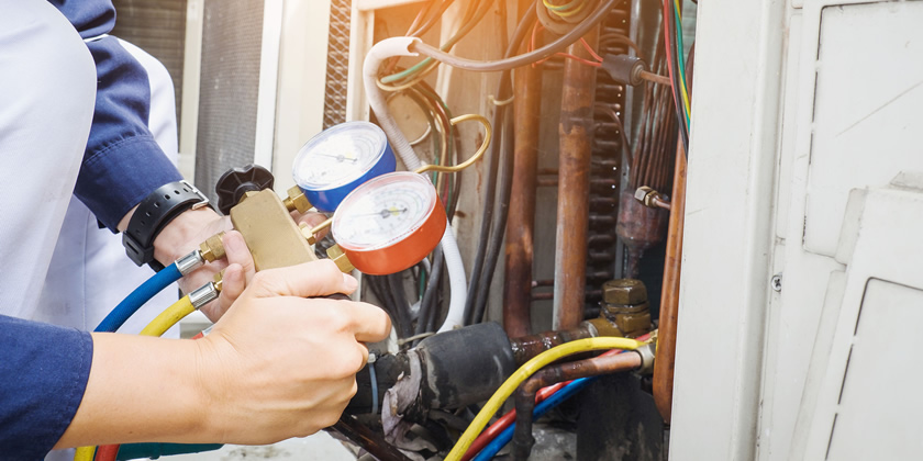 AC Annual Maintenance Service