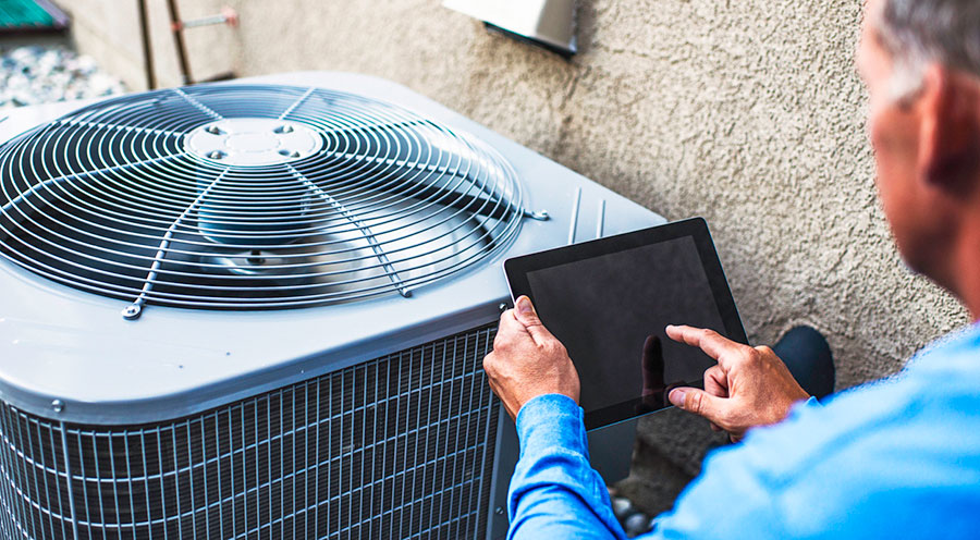 Our Maintenance Contract Keeps Your A/C Unit Efficient